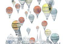 Illustrations / by Signorina Effe*