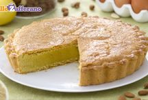Crostate-dessert-dolci ecc.ecc. / by Marisa Toffolo