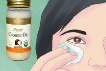Coconut face cream