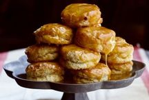 Food - Breads/Biscuits / by MJ Butler