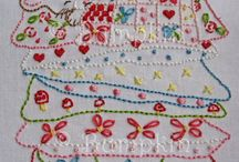 Embroidery / Borduren hip en anders