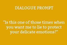 Writing promts