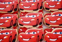 Cars disney cookies