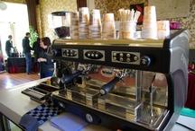Bristot op events / Bristot koffie op evenementen