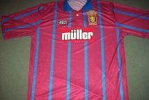 Premier League - Classic Football Shirts / Other Premier League Shirts on website www.classicfootballshirtscouk.com