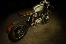 CITY FERAL / Honda CM 400 Cafe race by MoCM http://mocm.online/