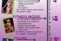 Fitness competition  / by Monica Hinojosa
