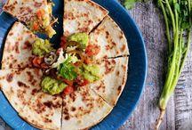 Recept quesadilla's