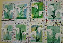 jarní tvoření / tvoření na jaro