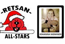 Joulukalenterin 11. luukku Johanna Nieminen / Joulukalenterin 11. luukku Johanna Nieminen