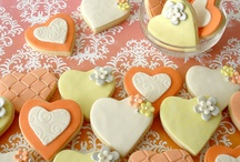 Cookie Inspiration / by Weddings by Heather