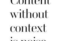 Strengths - Context