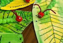 Eric Carle / Projects of various types to do with students of different ages, inspired by Eric Carle's many works.  / by Rachel Stiers