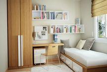 Bedroom Decor / Bedroom decorating & Accessorising