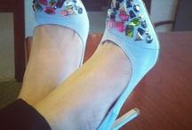 Shoe Heaven<3  / by Olivia Cure