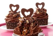 St Valentine's Cupcakes - inspirations