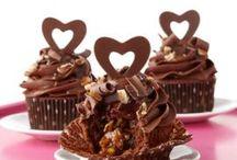 St Valentine's Cupcakes - inspirations