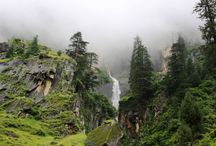Kullu-Manali known as 'Valley of Gods' and international tourist spot / Breath-taking views, nature's abundance and exquisite landscape are all wrapped into this destination.