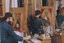 Iconography / Christian art