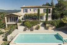 New constructions in Provence. / Some of our realizations of new constructions in Provence.