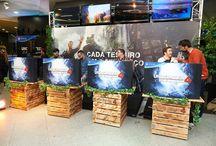 Lançamento oficial Uncharted4 / Lançamento oficial do jogo Uncharted4 no El Corte Inglés de Lisboa! Veja quem esteve connosco :)