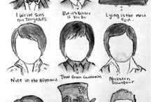 Panic! at the Disco / by Paige Rossell