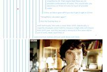 Sherlock / by Alecs Peters