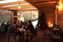 Garden cafe Slovakia-Partizánske