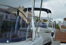 Base de bateau électrique / Base de bateaux électriques de Redon (dept. 35) utilisant des bateaux motorisés avec le Torqeedo Cruise 2.0R (800 watts)