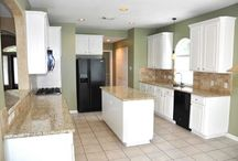 Kitchen Makeover / by Molly Galloway
