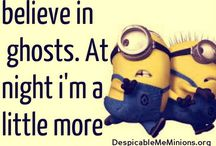 Smileys & Witty Minion quotes