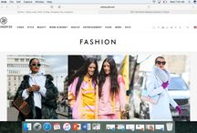 Fashion News Updates - Websites
