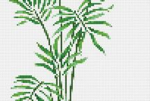 Foliage Cross Stitch
