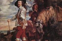 Anthony van Dyck (1599 - 1641) / Flemish Art.