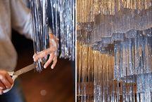 DIY chandelier / csillárok házilag