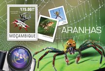 New stamps issue released by STAMPERIJA | No. 454 / MOZAMBIQUE (MOÇAMBIQUE) 20 08 2014 CODE: MOZ14401A-MOZ14415B