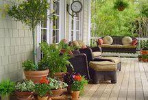 deck/landscaping