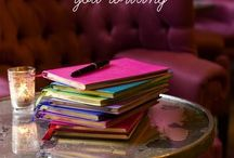 Journaling / by Christine Murray