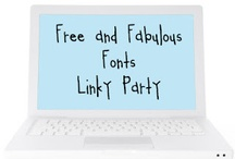 Free and Fabulous Fonts