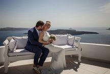 wedding videography santorini
