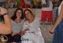 """Ρουγγέρη 2015 Παραμύθι Χωρίς Όνομα Σαϊνοπούλειο / Παιδική Παράσταση """"Παραμύθι Χωρίς Όνομα"""" σε σκηνοθεσία της Κάρμεν Ρουγγέρη στο Σαϊνοπούλειο Αμφιθέατρο."""