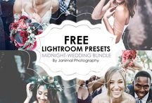 Lightroom/Photoshop etc