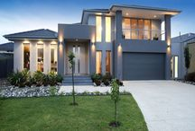 House facade colour inspo