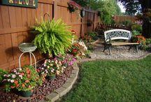 Exteriores: ideas para jardín