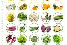 frutas y verduras temporada