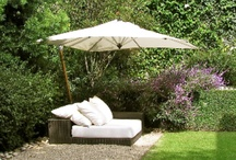 Backyard Spaces / by Mary C
