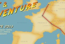 Europe Trip 2013 / Join Love & Adventure from May 9-May 21 as we travel through Europe. Destinations include Rome, Cinque Terre, Chamonix, Paris & Amsterdam!