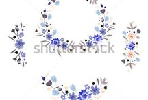 Ideas - Floral Pattern