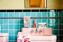 Powder room / by Sara Cantrell
