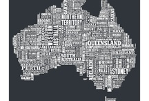 things australian / by Stephanie Bruce